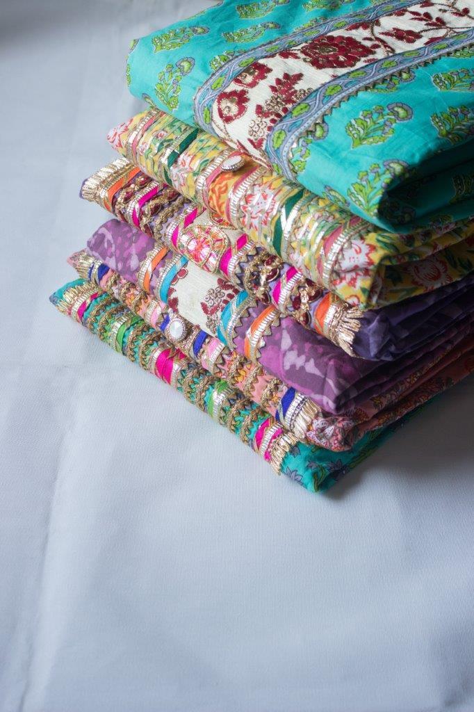 Handloom Salwar Fabric